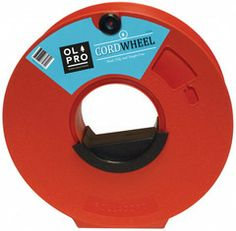 OLPRO Cordwheel for caravans and motorhomes mains cable