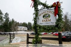 Berryfield Farm – Lincoln, MA – Holiday Party   Barrie Fisher ...