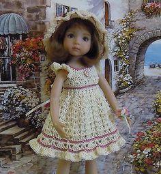 "~* BERRY VANILLA *~  for 13"" Dianna Effner Studio's Little Darlings Dolls"