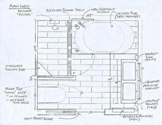 bathroom 9x8 layout plans - Bing images | Bathroom Design ...