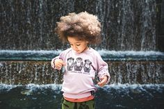 Hey, Baby! 30 Next-Level Cute Items For Stylish Tots  #refinery29  http://www.refinery29.com/cute-baby-clothes#slide28