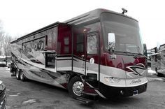 45′ Luxurious Star Coach Production Motorhome