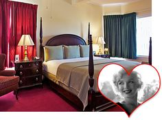 Famous Couples and Their Favorite Hotels : Condé Nast Traveler  Green Park Inn