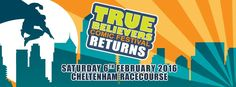 True Believers Comic Festival 2016 - Cheltenham, England, February 6, 2016 ~ Anime Nippon~Jin - Kagi Nippon He