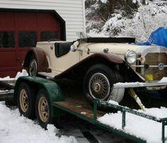 Steampunk Mercedes