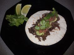 Shredded Beef Tacos; Recipe « Truality Bar and Grill