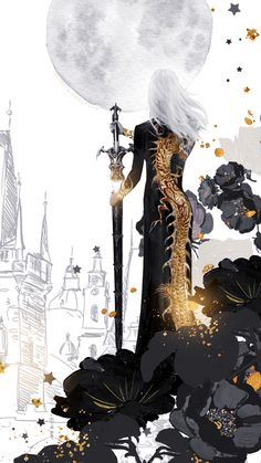 Aelin, Queen of Shadows | ToG