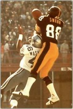 NFL Best - Top 5 Greatest Wide Receivers of All Time, Lynn swan, steelers! Go Steelers, Pittsburgh Steelers Football, Pittsburgh Sports, Steelers Stuff, Dallas Cowboys, Pittsburgh City, Pittsburgh Penguins, But Football, Nfl Football Players