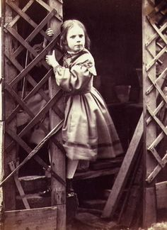 by Lewis Carroll Alice Liddell, Lewis Carroll, Adventures In Wonderland, Alice In Wonderland, Victoria's Children, Theater, Sad Eyes, Old Photography, Portraits