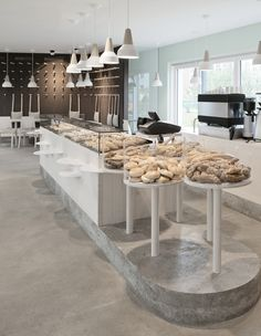March Gut designs Honeder bakery in Linz, Austria