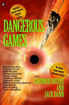 Buy Dangerous Games by Gardner Dozois, Jack Dann and Read this Book on Kobo's Free Apps. Discover Kobo's Vast Collection of Ebooks and Audiobooks Today - Over 4 Million Titles! Science Fiction Book Club, Cory Doctorow, Dangerous Games, Free Pdf Books, Reading Online, Audiobooks, This Book, Free Apps, Ebooks