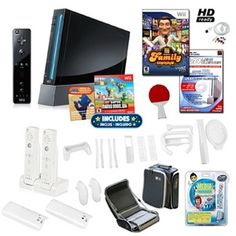 Nintendo Wii Super Mario Holiday Bundle - $304.99 (iOffer)