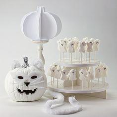 Una Celebración Diferente – White Halloween | Fácil y Sencillo
