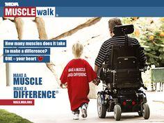 Spread The Word - Muscular Dystrophy Association