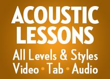 kenny wayne shepherd blue on black Acoustic Lessons