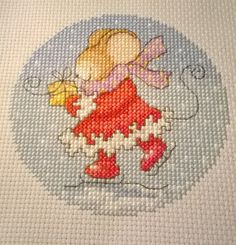 Lucie Heatons Furry Tales cross stitch