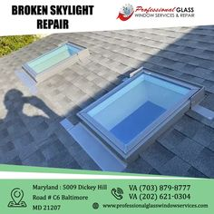 For the speedy and faultless repair or replacement services of broken skylight Repair in Washington DC area, check out Professional Glass Window Services and Repair. #brokenskylightrepair #skylightrepair #brokenglassrepair #emergencyboardup #emergencyrepairservices #DCResidentialglassrepair #BrokenStormWindowRepair #BrokenWindowGlassRepair Window Repair, Washington Dc Area, Broken Window, Falls Church, Glass Repair, Patio Doors, Shower Doors, Skylight, Sliding Doors