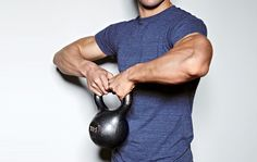 Build muscle and fry fat all over with this killer total-body routine