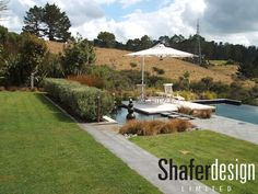Robin Shafer and her team will bring your landscape and swimming pool design to life.