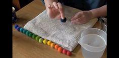 Направи си сам вълнени топчета | Art and Blog