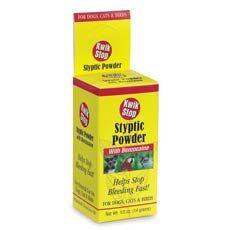Gimborn Kwik Stop Styptic Powder
