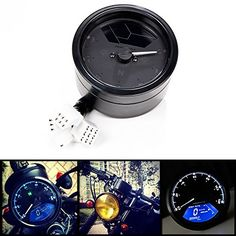 All-in-one 12000 rpm MPH Blue LED Backlight Digital Signa...