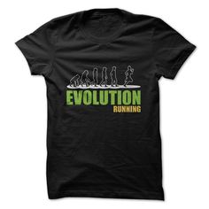 Running Evolution Great Funny Shirt T-Shirts, Hoodies, Sweaters