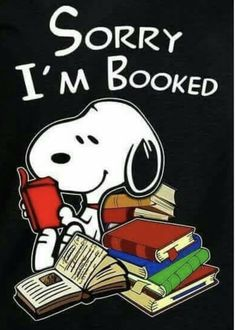 Yeah, I'm booked...