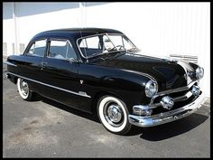 51 Ford with 239 cu. in. 100 h.p.