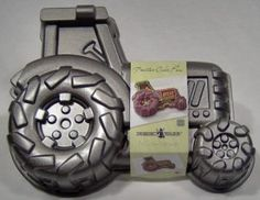 Tractor Cake Pan - Holton !