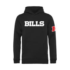 Youth Buffalo Bills Design Your Own Hoodie - $51.99