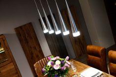 Hängelampe GOTA modern 5-flammig Esszimmerlampe