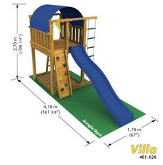 jungle gym to build for backyard