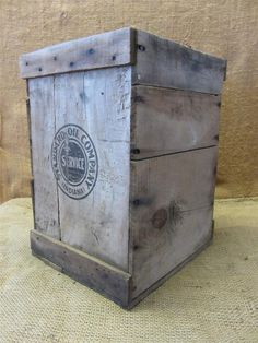 #wood #crate
