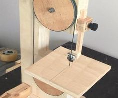 Make your own bandsaw