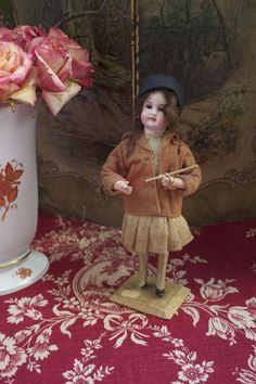 Great Candy Container Doll