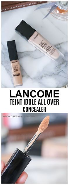 Does the Lancome Teint Idole All Over Concealer live up to the high expectations set by the legendary foundation? #makeupaddict #lancome #beautyblog #beautytips Makeup Trends, Makeup Tips, Beauty Makeup, Eyes Lips Face, High Expectations, Warm Undertone, Anti Aging Tips, Spot Treatment
