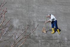 #Zaspa #Mural in #Gdansk