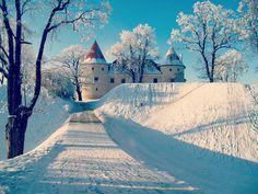 Bauskas castle, Latvia