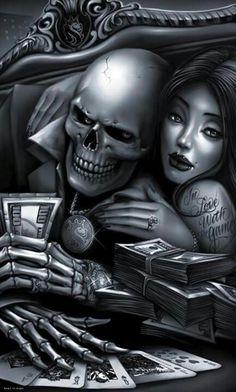 gambling man.....