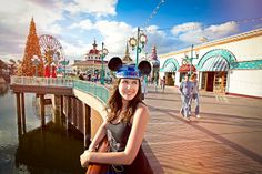 5 Tips for Taking Great Vacation Photos Mostly Lisa on Paradise Pier, California Adventureland by Lisa Bettany {Mostly Lisa}, via Flickr