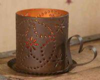 Rusty Tealight Holder