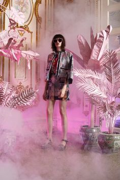 Cynthia Rowley Resort 2016 Fashion Show Dope Fashion, Fashion Show, Fashion Design, Cynthia Rowley, 3d Rose, Raver Girl, Vogue, Glitz And Glam, Fashion Gallery