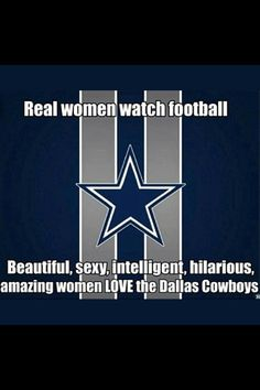 Real Women & Dallas Cowboys