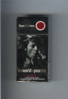 The Museum of Cigarette Packaging British American Tobacco, Packaging, Museum, Baseball Cards, Books, Cigars, Libros, Book, Wrapping