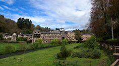Monasterio de San Julián de Samos, Lugo #Galicia #CaminodeSantiago #LugaresdelCamino