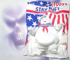 FOODSTUFF FINDS: Stay Puft Quality Marshmallows (Pound World) [By @SpectreUK]