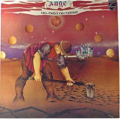 Au-delà du délire is the third album by the French progressive rock band Ange, released in Rock Album Covers, Afro Cuban, Rock Cover, Pochette Album, Progressive Rock, Vintage Rock, Music Albums, My Favorite Music, Rock Music