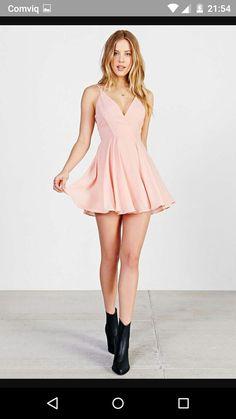 c79431f77953 9 bästa bilderna på cute pink dresses | Pink dress outfits, Cute ...