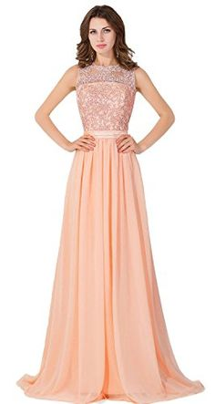 ce94a238bd2 online shopping for Babyonlinedress Babyonline Lace Backless Long Formal  Evening Prom Dresses For Wedding Party from top store.